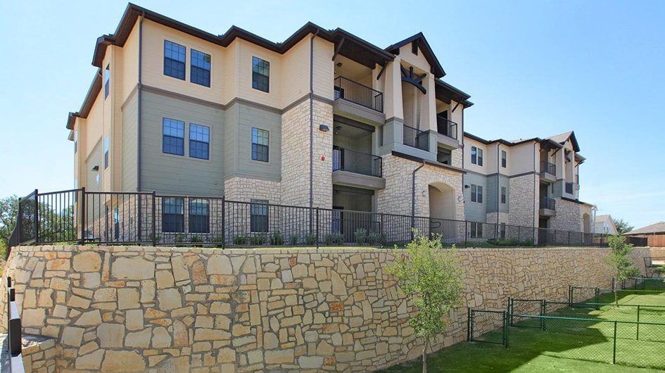 Vantage At Judson Communities Development David Starr